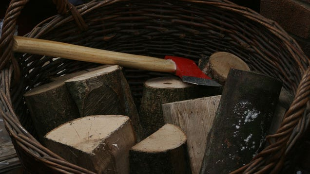 All The Neat Stuff You Can Do With A Hatchet, Safely