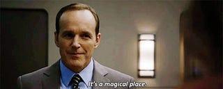 """Journey Into Mystery: Secrets of SHIELD episode """"Pilot"""""""