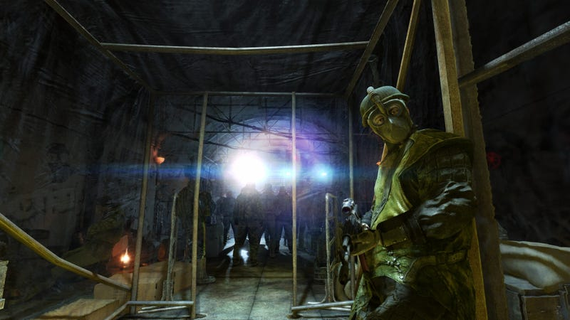 My small spoiler-free Last Light review with opinions and screenshots.