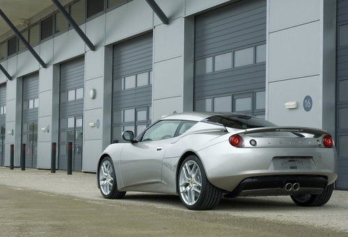 "Lotus Evora S, Auto And ""Mystery Car"" Coming To Paris"
