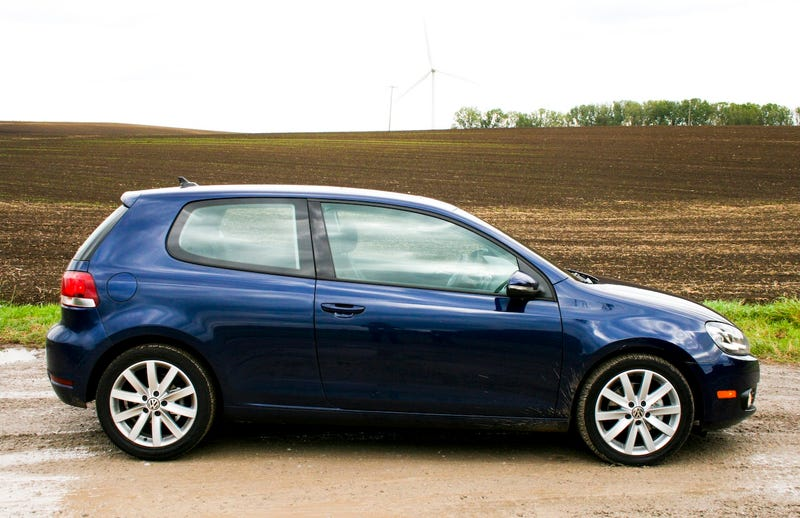 2010 VW Golf TDI