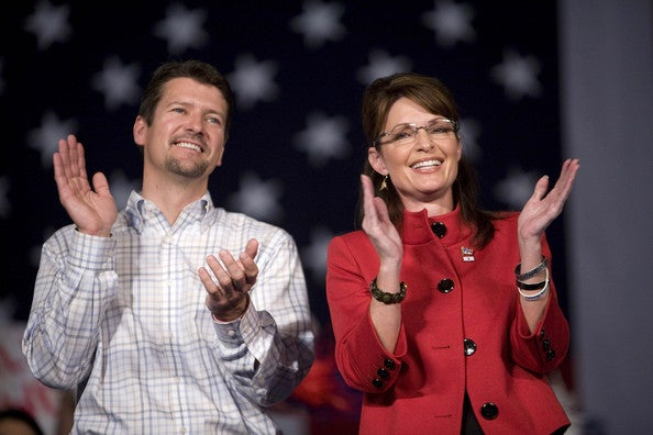 Are Sarah and Todd Palin Getting A Divorce?
