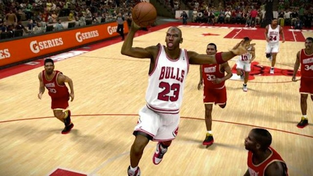 Basketball's Legends Take to the Streets in New NBA 2K12 DLC