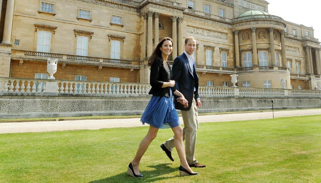 Kate & William Crumble, Grudgingly Agree To Hire Servants