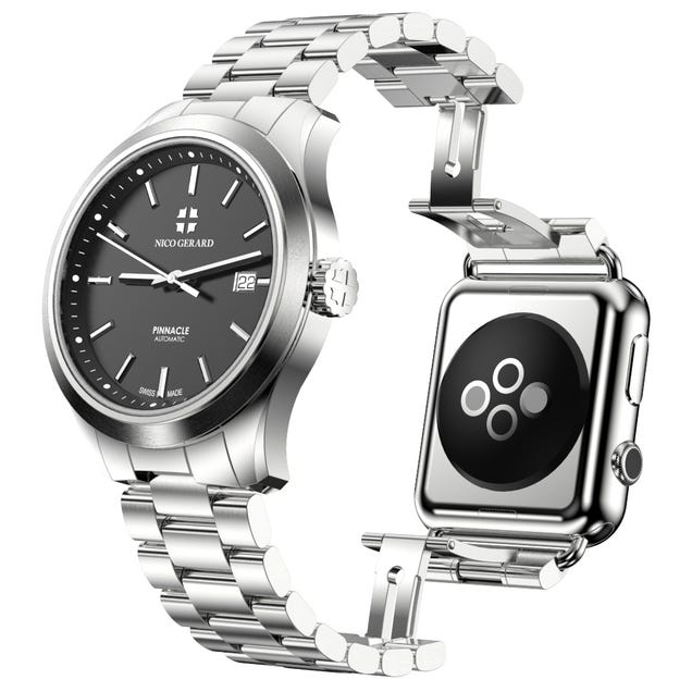 You Can Pay $9,300 to Attach an Apple Watch to an Even Fancier Watch