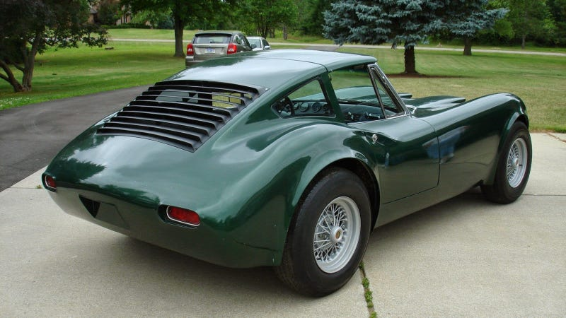 Kellison J4 Is The Sweetest 60's Kit Car You've Never Seen Before