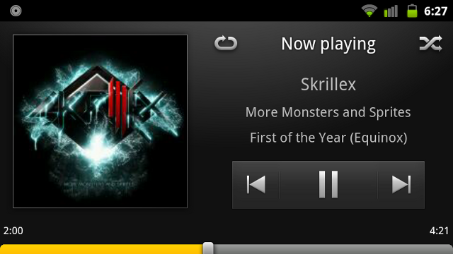 Change Tracks with the Volume Buttons in Android Music Players