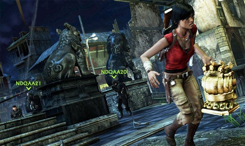 Uncharted 2 'Gold Rush' Co-op Hands-On Impressions