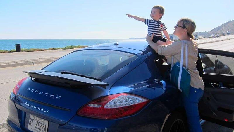 Will It Baby: Porsche Panamera Turbo S