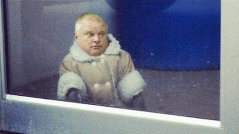 Unofficial, officious Rob Ford Shop Post