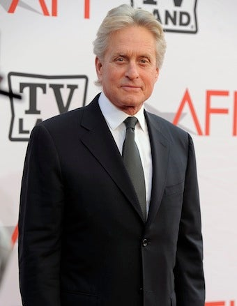 Michael Douglas To Undergo Chemo For Throat Tumor