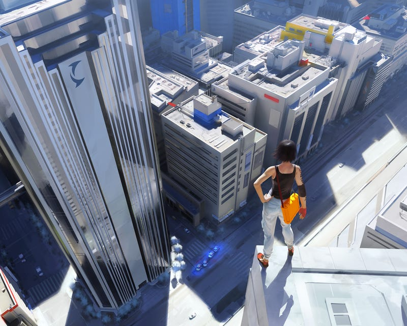The Agency Group: Mirror's Edge