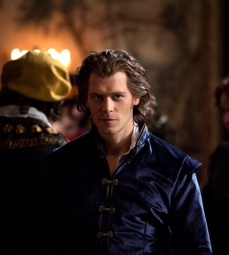 Secrets of Klaus, the Baddest Ancient Vampire of Them All