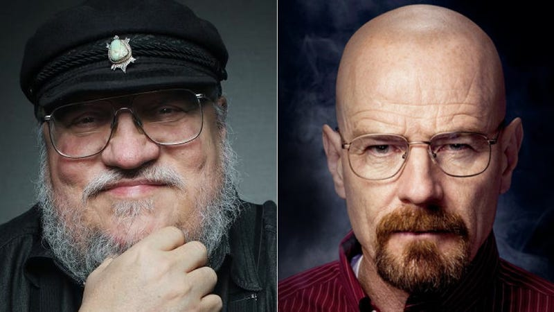 Breaking Bad inspires George R.R.Martin to make an even worse villain