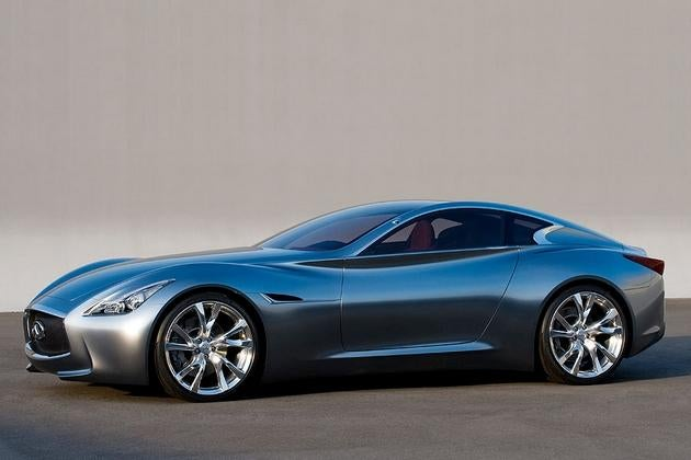 It looks like Infiniti might be our mystery buyer.