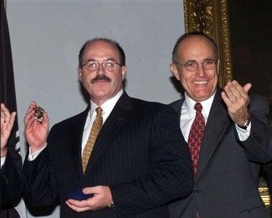 Four Years in Slammer for Bernie