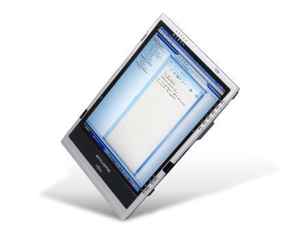 Fujitsu's Twin Tablets Pack Core Duo