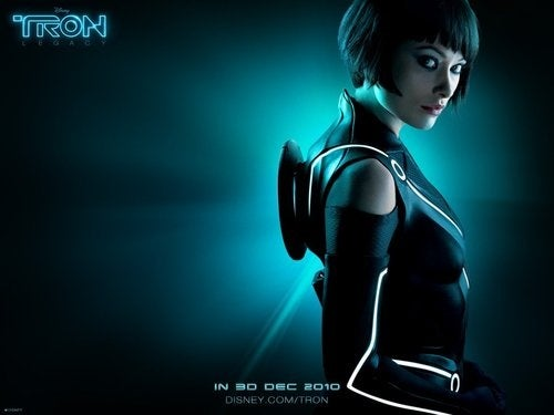 Tron Legacy posters and wallpaper