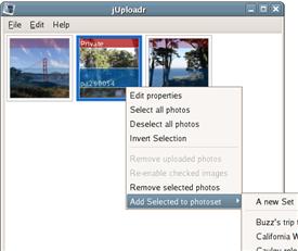 Download of the Day: jUploadr