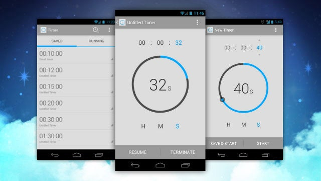 Timer for Android Is the Most Elegant and Functional Timer We've Ever Seen