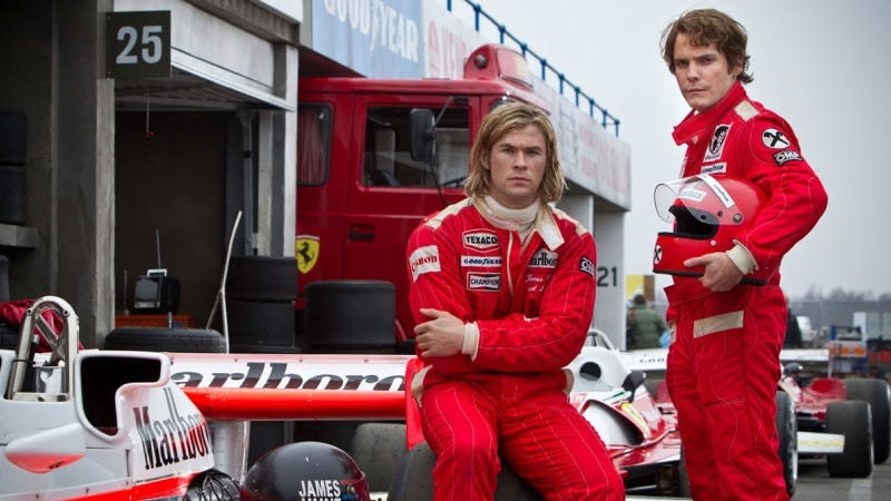 Ron Howard's RUSH Is 'A Virtuoso Feat Of Filmmaking'