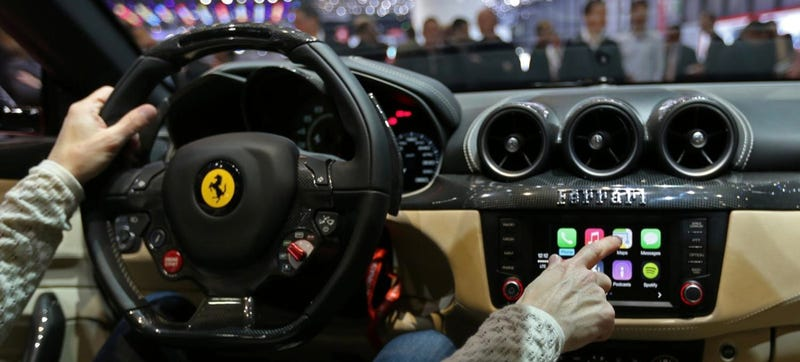 Infotainment Systems Are Too Damn Complicated