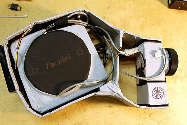 This Hacked-Together 2k Cinema Camera Has a Mac Mini Brain