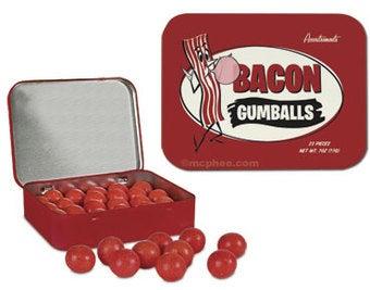 America's Health Care Plan: Bacon Gum
