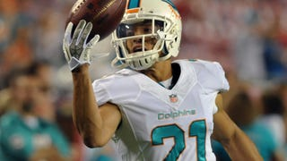 "Brent Grimes's Wife To NFL: ""Havent U Guys Shit On Him Enough?"""