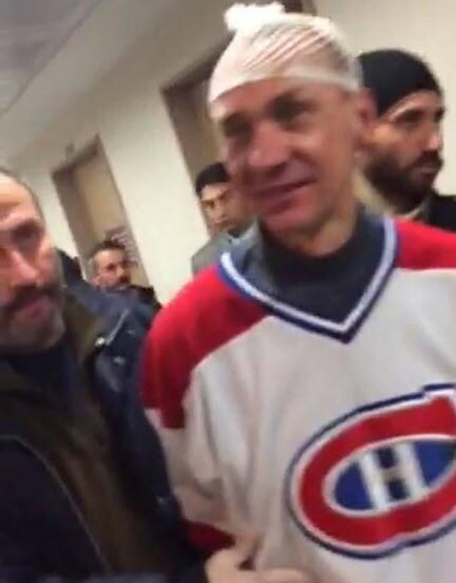 Terrible Hijacker Arrested Wearing Canadiens Sweater
