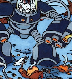 The American Midwest, With Giant Robots