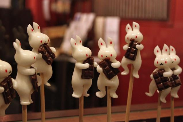 Japanese Candy Art is Just Precious