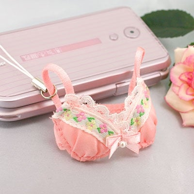 Sexy Lingerie Cellphone Strap