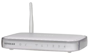 The Netgear Open Source Router
