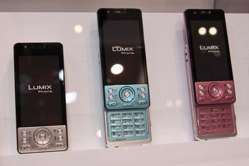 Panasonic's 13MP Lumix Phone Looks Like a Crappy Sony Ericsson, Disappointingly