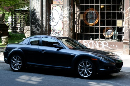 2008 Mazda RX-8, Part Two