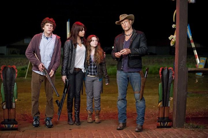 """Zombieland"" Is the Perfect Date Movie"