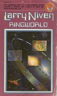 Ringworld is a lot like Lost, but there's a crucial difference