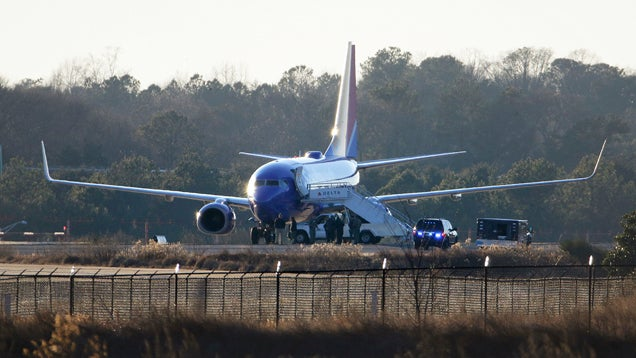 Twitter Troll Grounds Two Planes with Bomb Threat