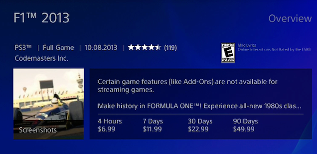 PlayStation Now Is Still Way Too Expensive