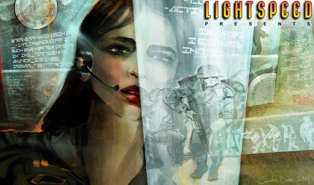 "LIGHTSPEED Presents: ""Codename: Delphi"" by Linda Nagata"