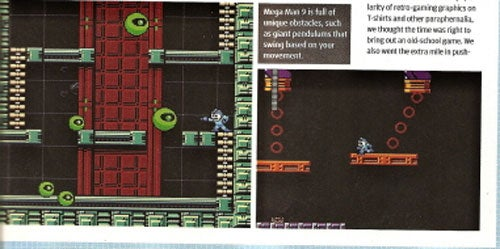 Old School Mega Man 9 Coming To WiiWare