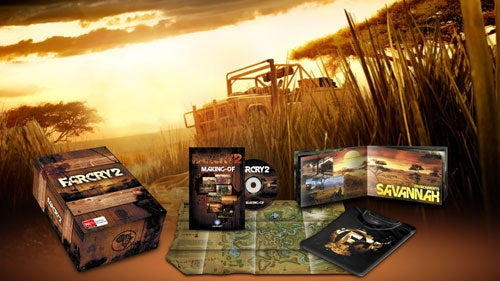 Far Cry 2 Collectors Edition Gives Us Wood