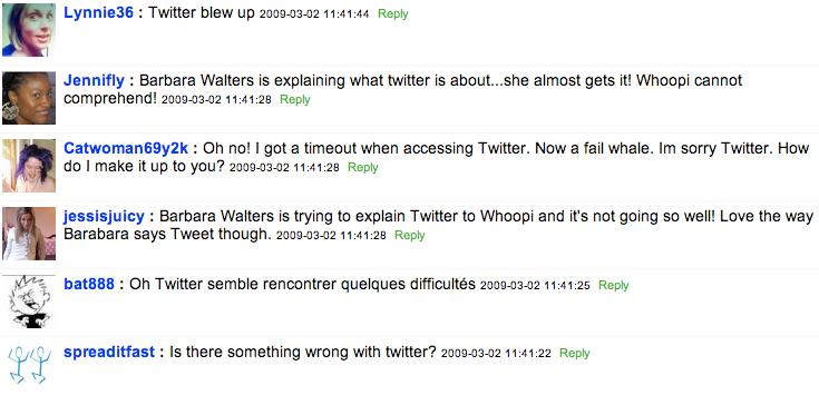 Did Barbara Walters Kill Twitter?