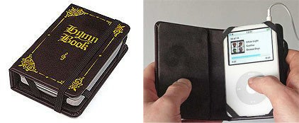 Hymn Book iPod Case Protects All Your Anthems