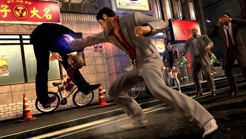 Sega: Yakuza 4 Cuts Will Be Minor