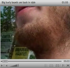In Case You Thought About Growing A Beard, Watch This