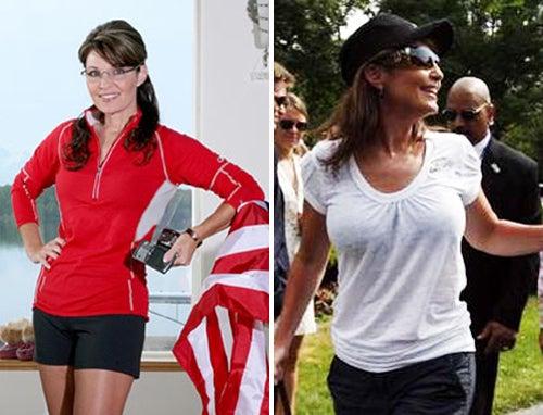 Did Sarah Palin Get a Boob Job? A Photographic Investigation