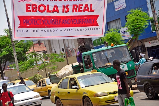 Experimental Serum May Have Saved American Ebola Patients