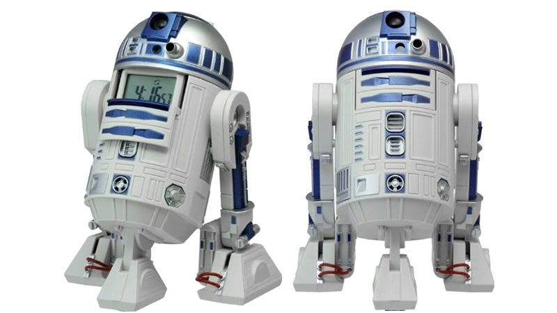 This Is the Alarm Clock Droid You're Looking For (At a Price You Definitely Weren't)